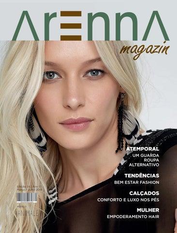 2edf5d0f2 Revista Arenna | Edição 24 | Outono - Inverno | 2019 by Editora Três ...