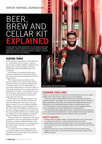 Page 8 of Beer, brew and cellar kit explained