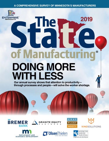 The State of Manufacturing® 2019 - Complete Survey Book by