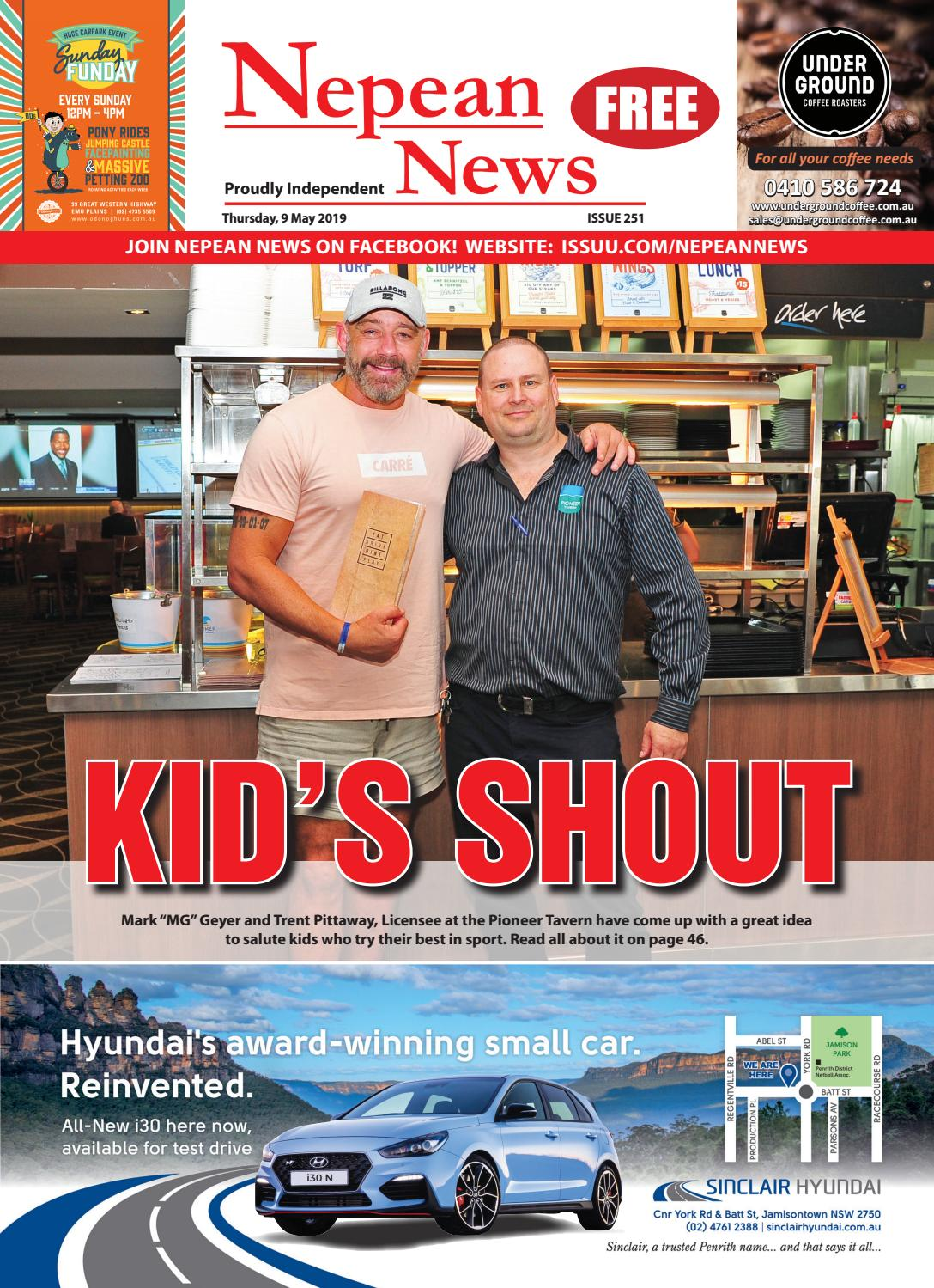 Nepean News 9 May 2019 by Nepean News - issuu