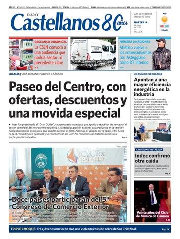 Diario Castellanos 14 05 19 by Diario Castellanos issuu