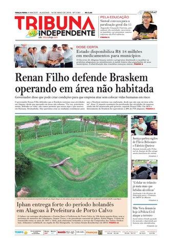 00d2a08e39 Edição número 3390 - 11 e 12 de maio de 2019 by Tribuna Hoje - issuu