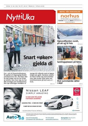 15c09b87 Nytt i Uka 15.05.19 by Nytt i Uka - issuu