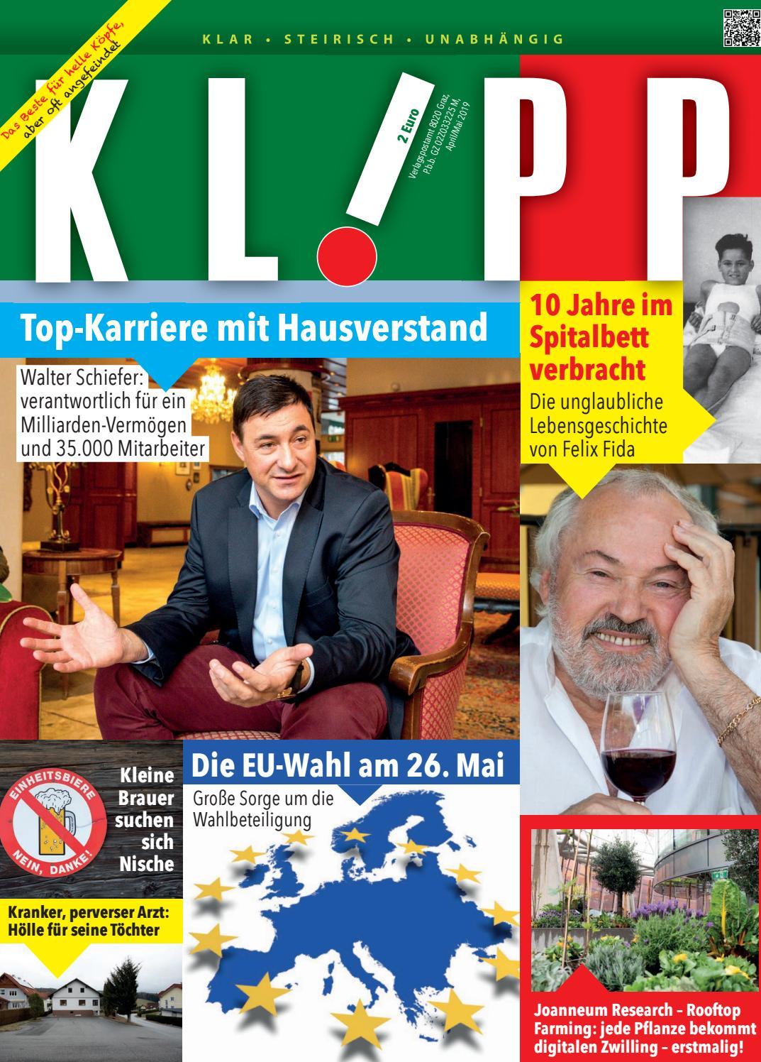 KLIPP AprilMai 2019 by Klipp Zeitschriften issuu