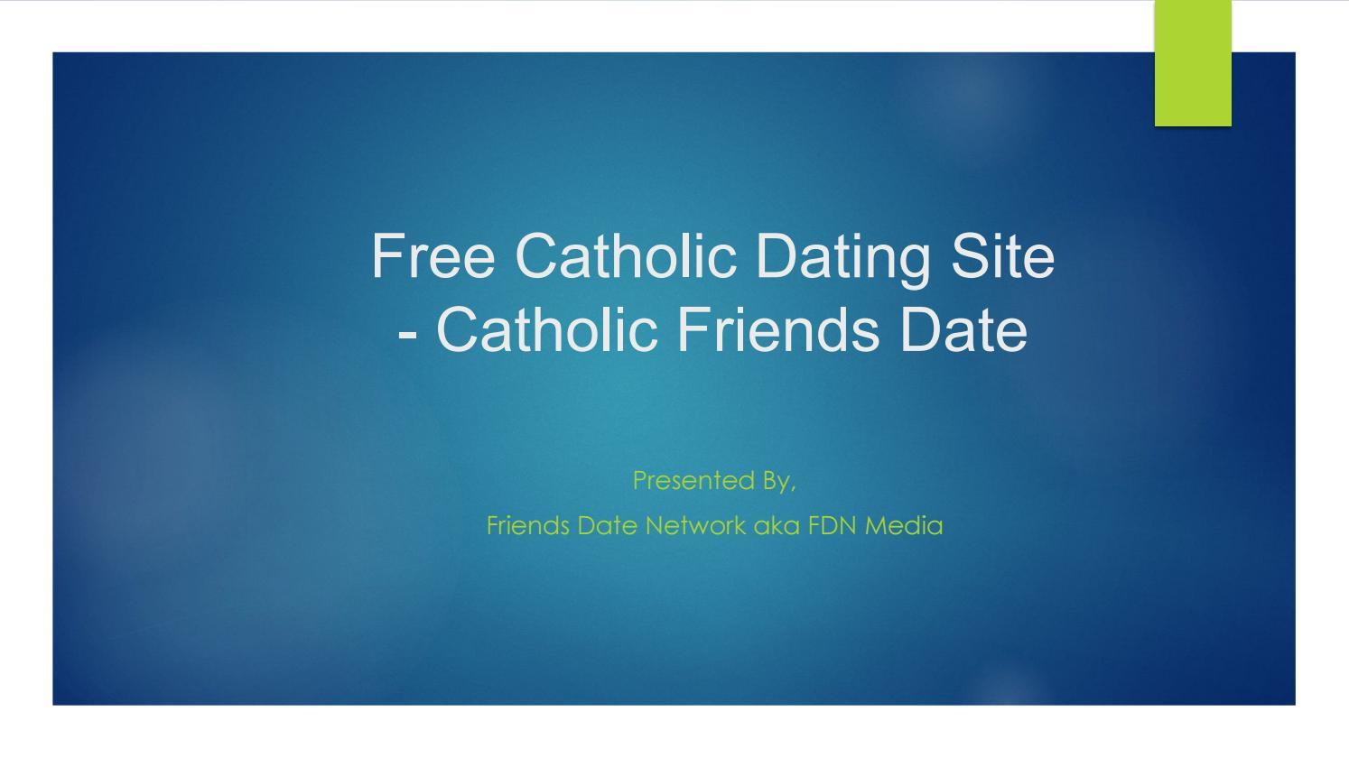 Free catholic dating sights