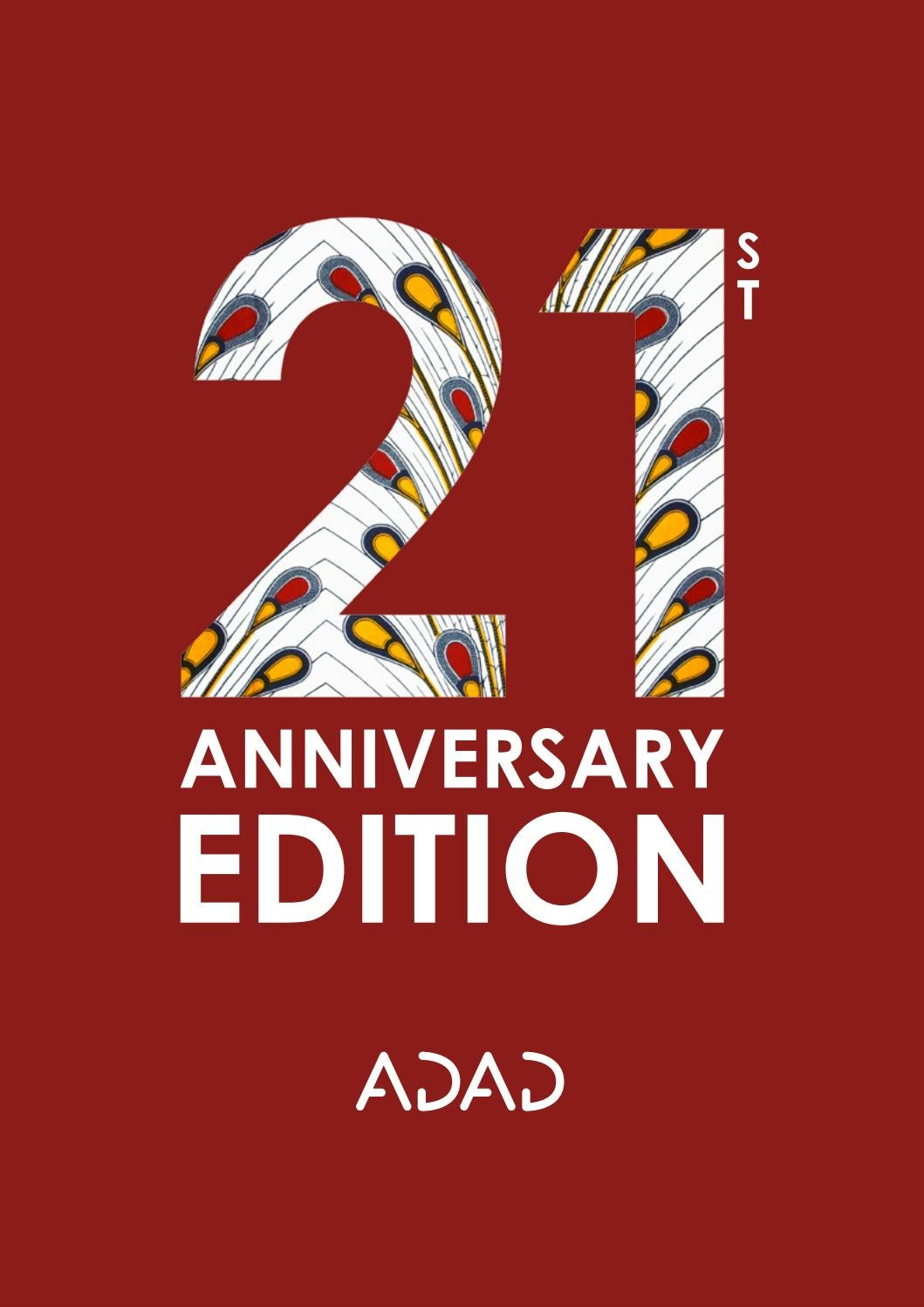 HOTFOOT Magazine | ADAD 21st Anniversary edition by One