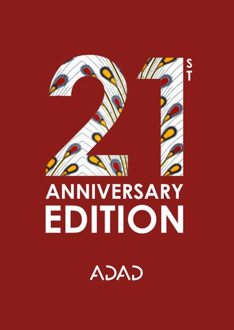 a2dc2a84563 HOTFOOT Magazine | ADAD 21st Anniversary edition by One Dance UK - issuu