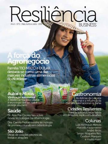 2b101e096 Revista Resiliência Business - Segunda Edição - 2019 by LUIZ ARTUR ...