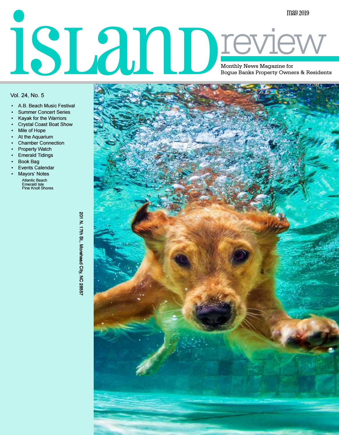 Island Review - May 2019 by NCCOAST - issuu