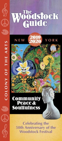 Woodstock, NY Guide 2019/2020 by Larry Lawrence - issuu