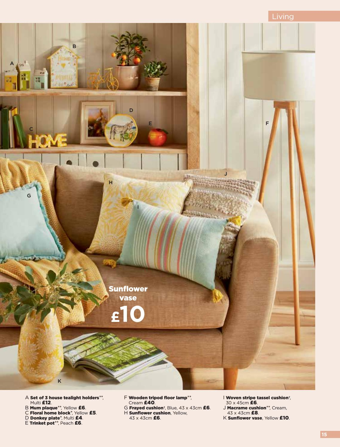 George Home Spring Summer Catalogue 2019 By Asda Issuu