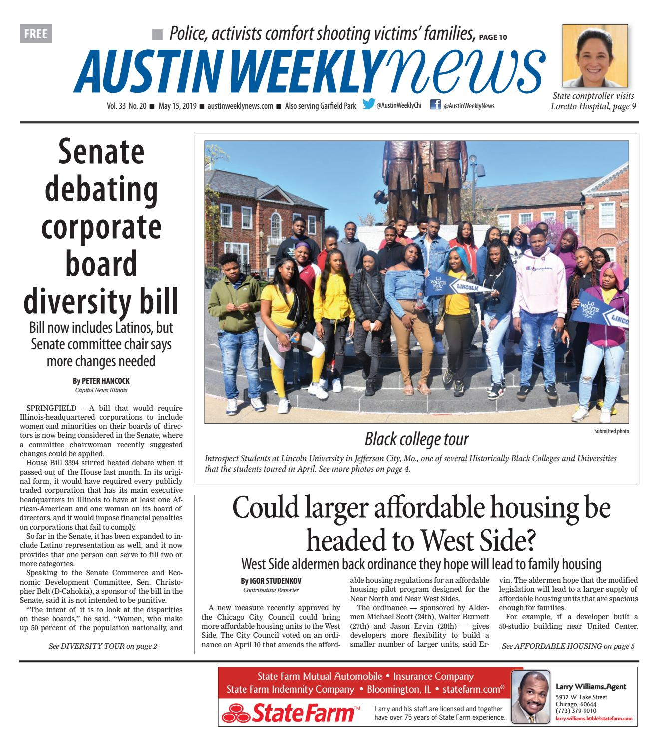 Austin Weekly News 051519 by Wednesday Journal - issuu