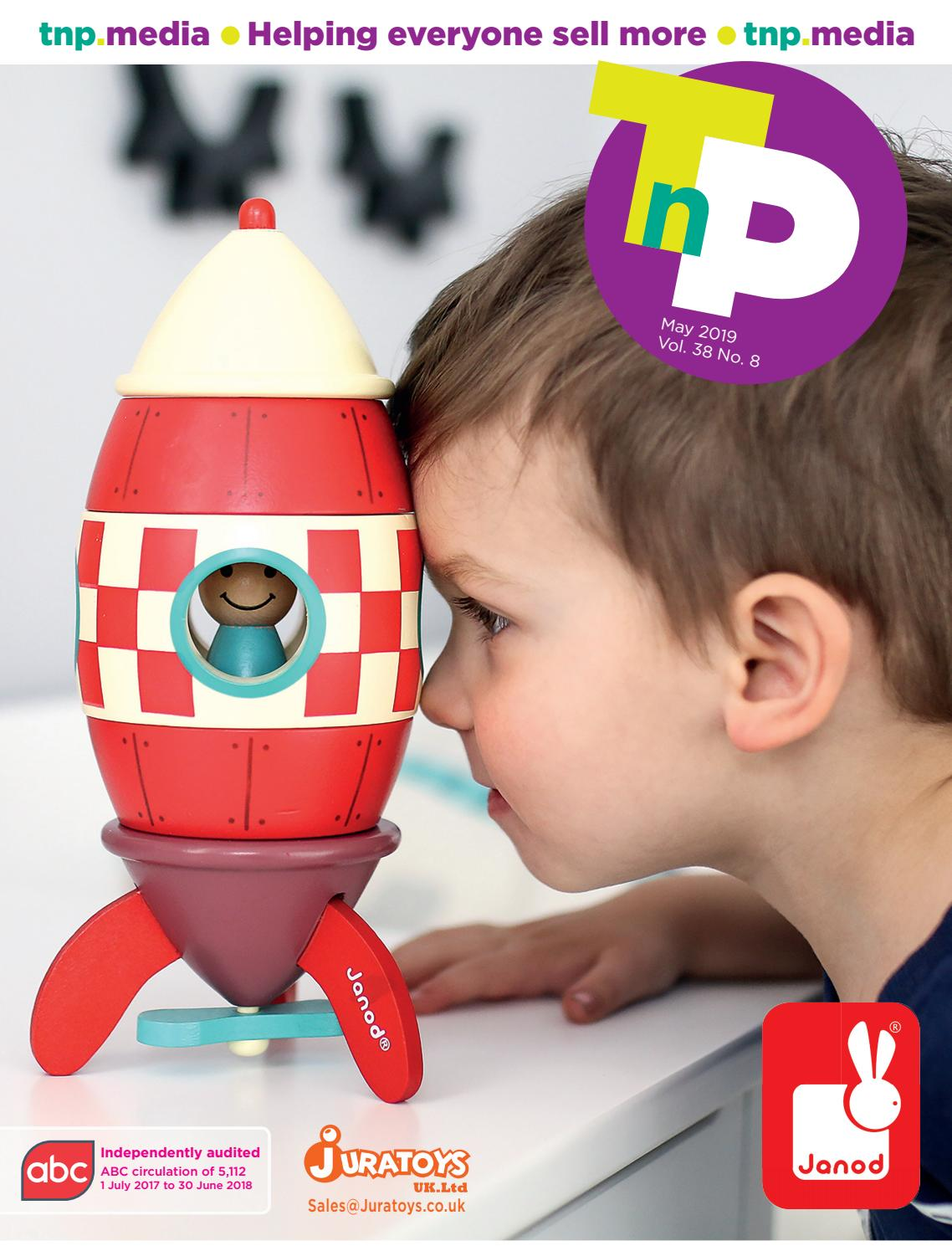 Toys N Playthings May 2019 By Lema Publishing Issuu