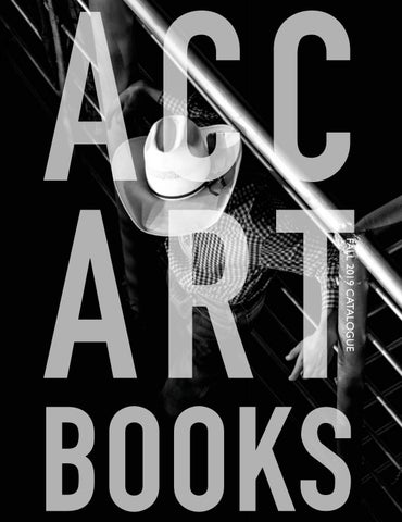 ACC Fall Catalog 2019 by ACC Art Books - issuu