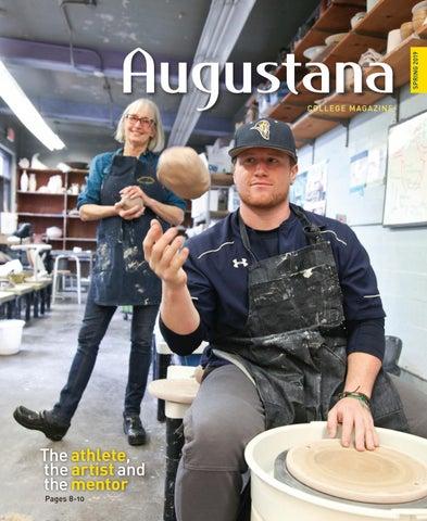 Augustana College Magazine - Spring 2019 by Augustana