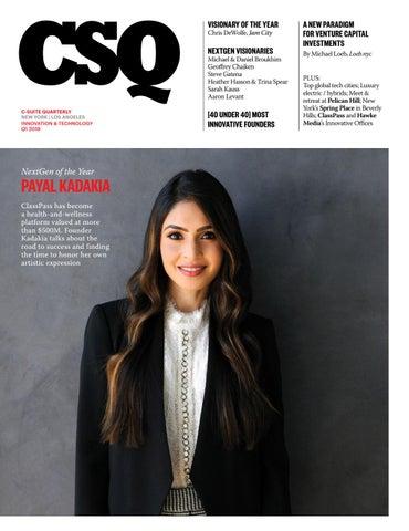 360d774d9e8 C-Suite Quarterly - New York by CSQ Magazine - issuu