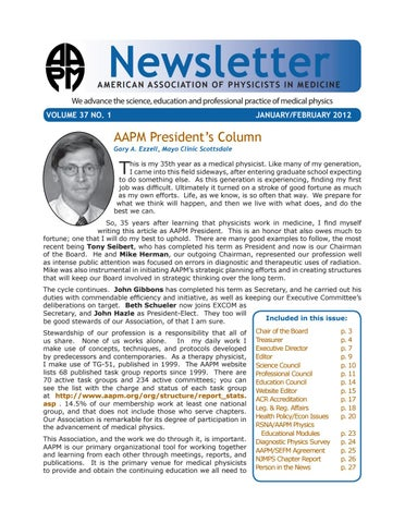 Newsletters and Other Publications
