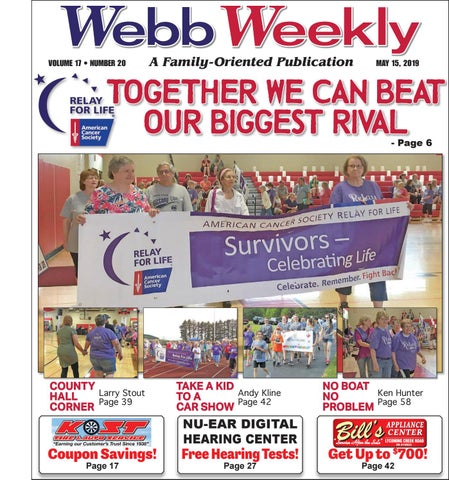 Webb Weekly May 14 2019 By Webb Weekly Issuu