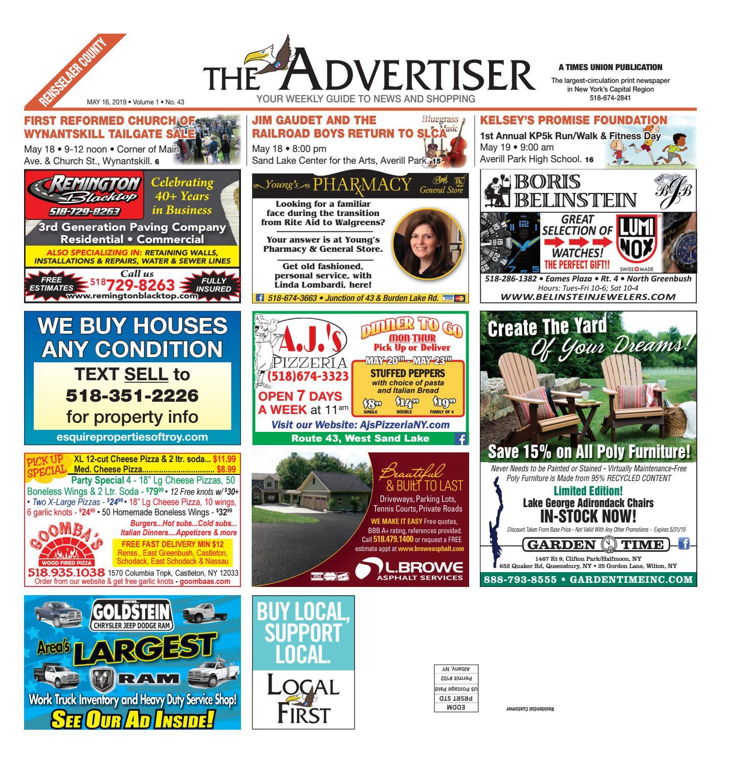 Transformation Grange En Habitation Rt 2012 local first the advertiser 051619capital region weekly