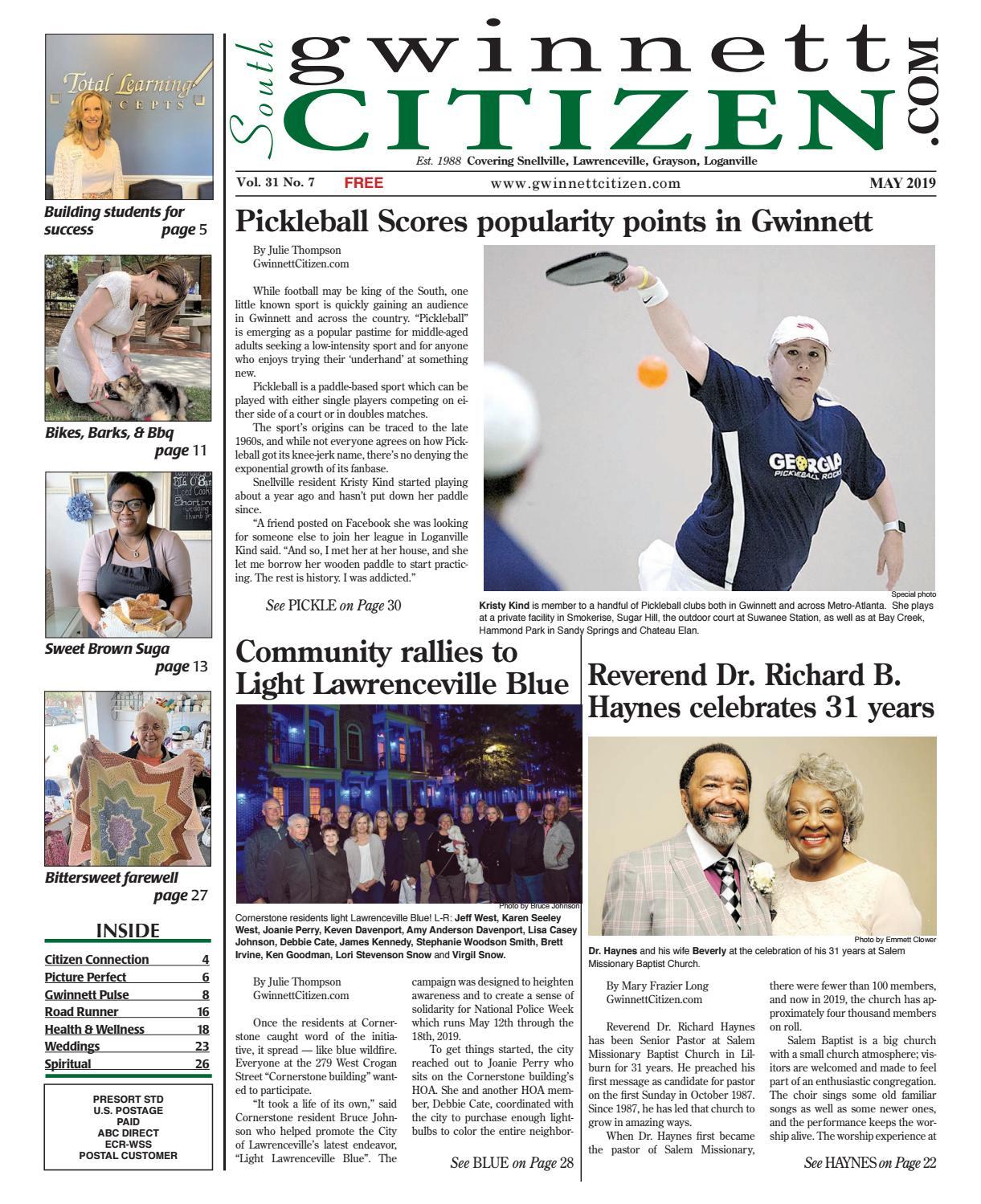 22f6e63a7907 Gwinnett Citizen South May 2019 by GwinnettCitizen.com - issuu