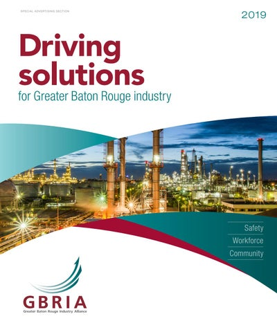 Greater Baton Rouge Industry Alliance: Driving Solutions for Greater