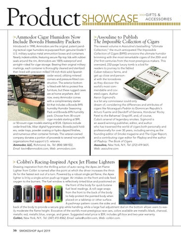Page 36 of Product Showcase — Gifts & Accessories