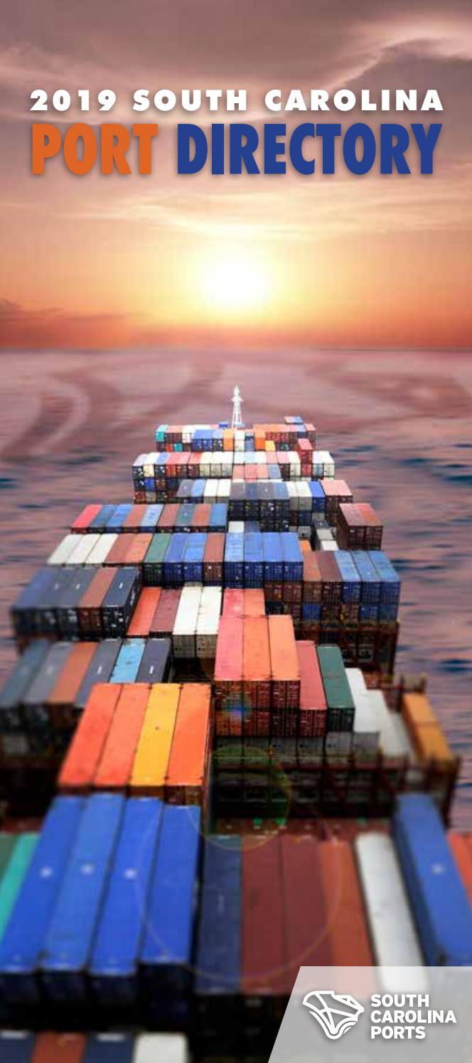 2019 South Carolina Port Directory by SC BIZ News - issuu