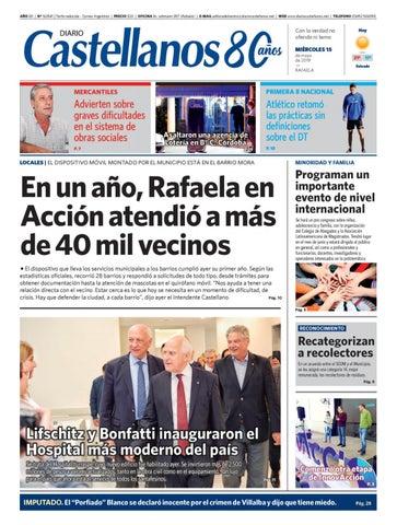 Diario Castellanos 15 05 19 by Diario Castellanos issuu