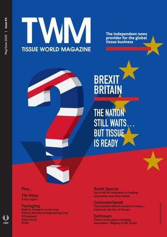 Tissue World Magazine May/June 2019 by Tissue World Magazine - issuu