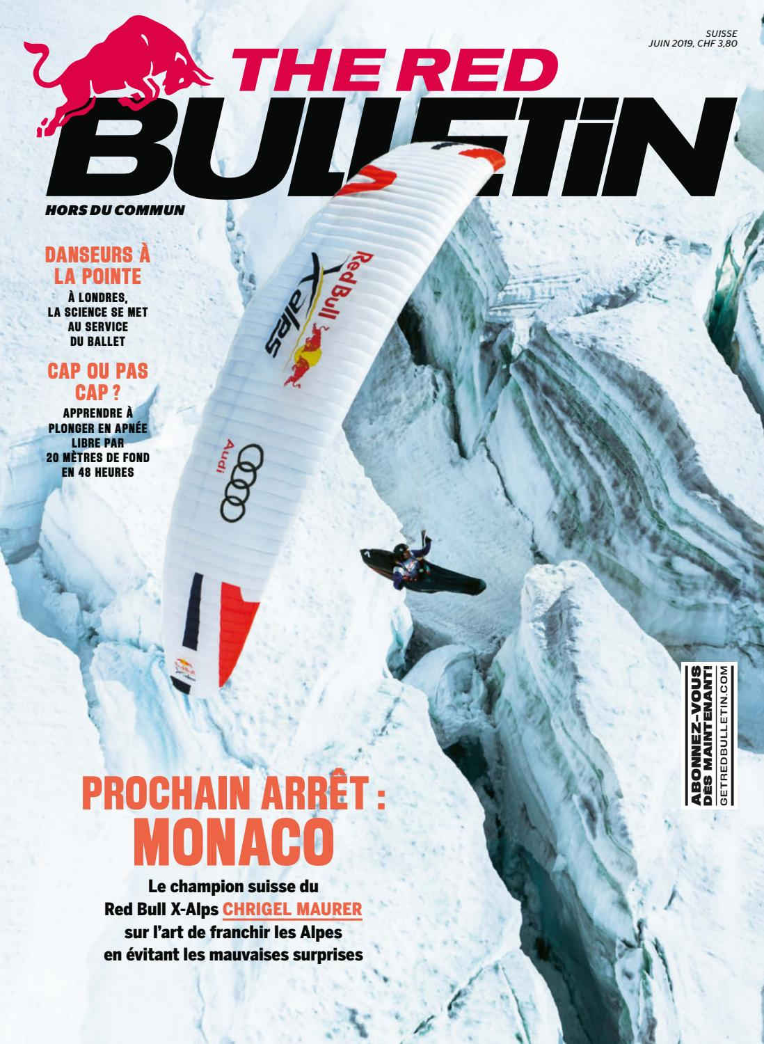 The Red Bulletin 0619 CF by Red Bull Media House issuu