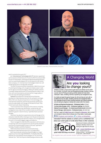 Page 101 of Industry Appointments
