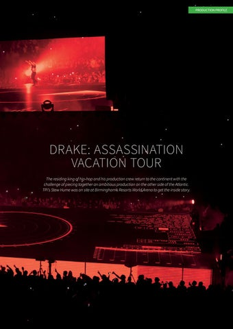 Page 35 of Drake: Assassination Vacation Tour