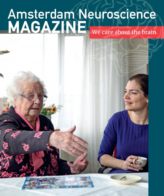 Amsterdam Neuroscience Magazine 2019 by Vrije Universiteit