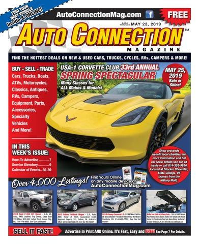 05 23 19 Auto Connection Magazine By Auto Locator And Auto