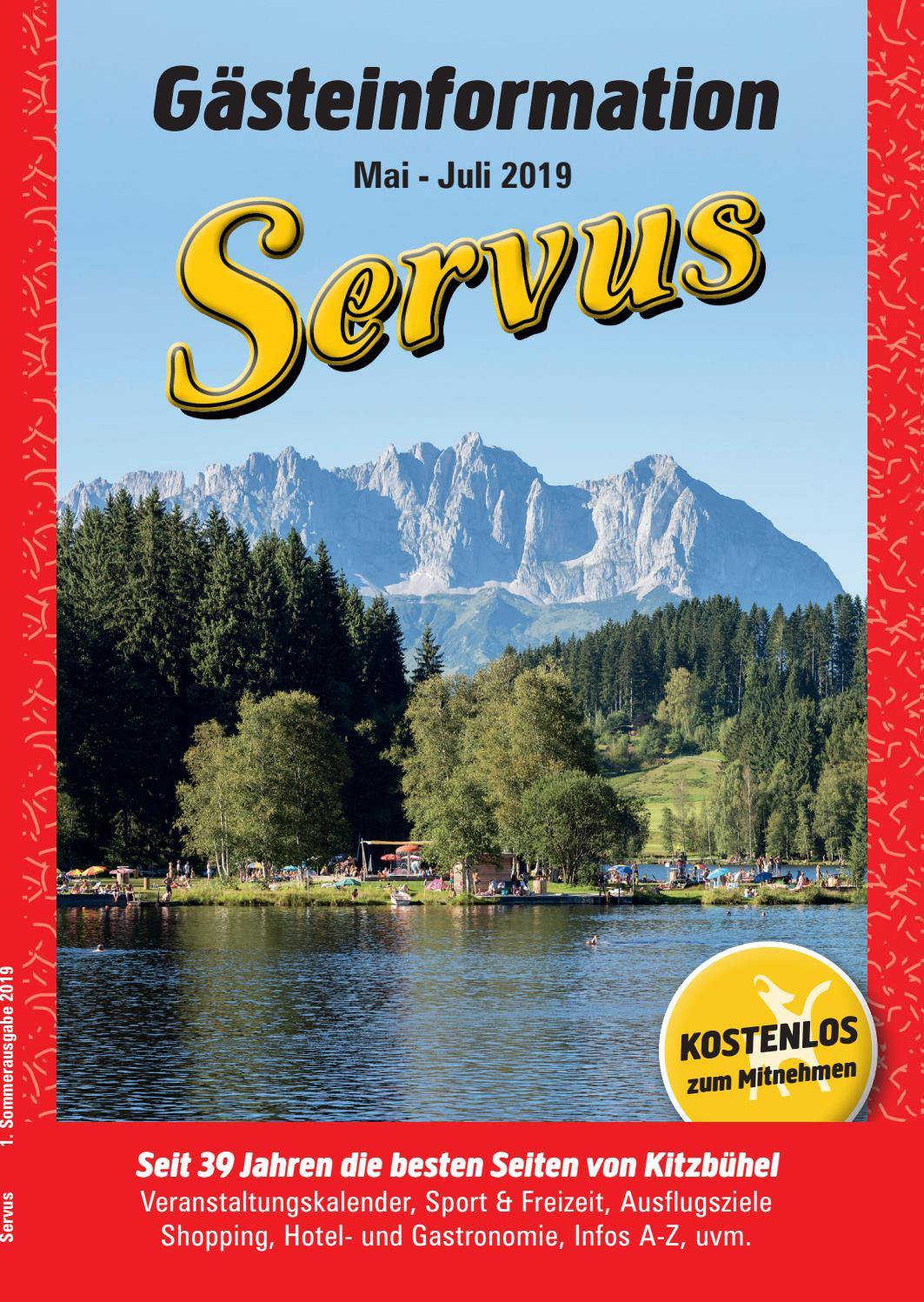 SERVUS Gästemagazin Kitzbühel by kitzanzeiger issuu