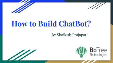 How to Build ChatBot Using React Native - BoTreeTechnologies