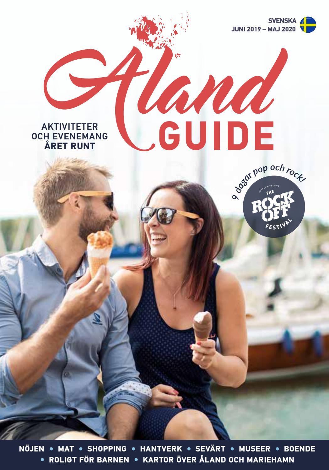 e7029bb63f95 Åland Guide 2019 Svenska by Strax Kommunikation - issuu