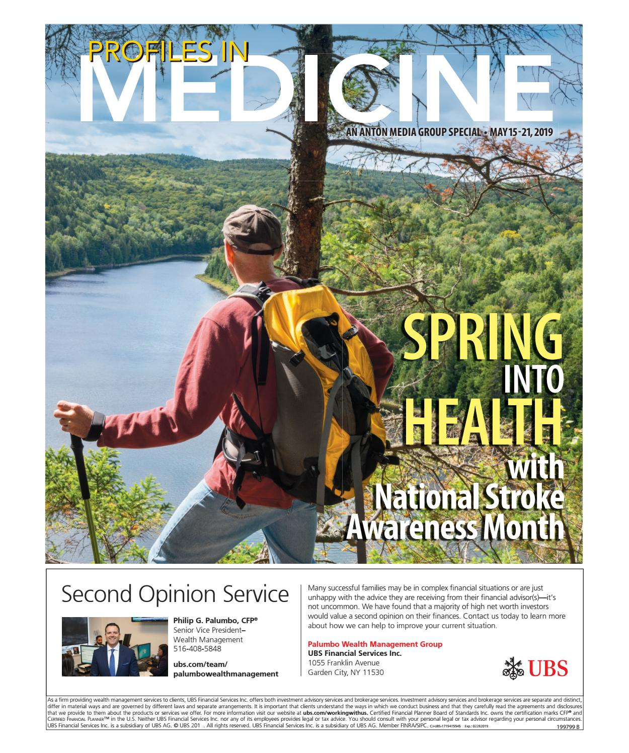 Profiles in Medicine 05-15-19 by Anton Community Newspapers