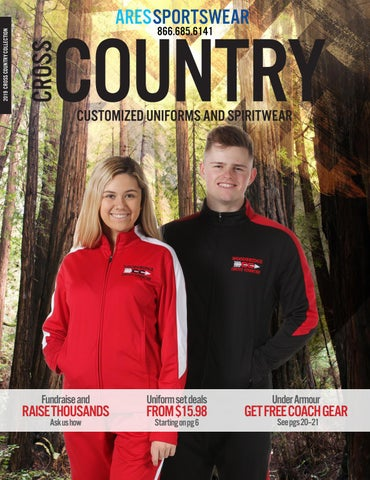 a76fb86183 2019 Ares Sportswear Cross Country Catalog by Ares Sportswear - issuu