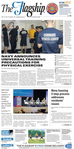 The Flagship 05 16 19 by Military News - issuu