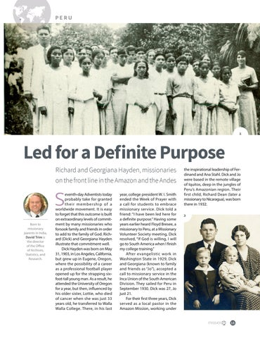 Page 13 of Led for a Definite Purpose