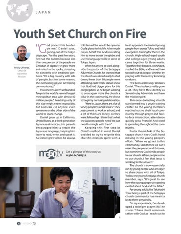 Page 20 of Youth Set Church on Fire