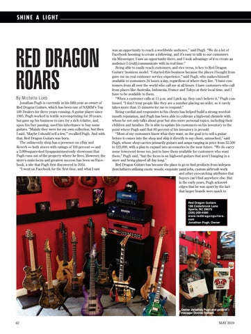 Page 42 of Red Dragon Guitars keeps roaring