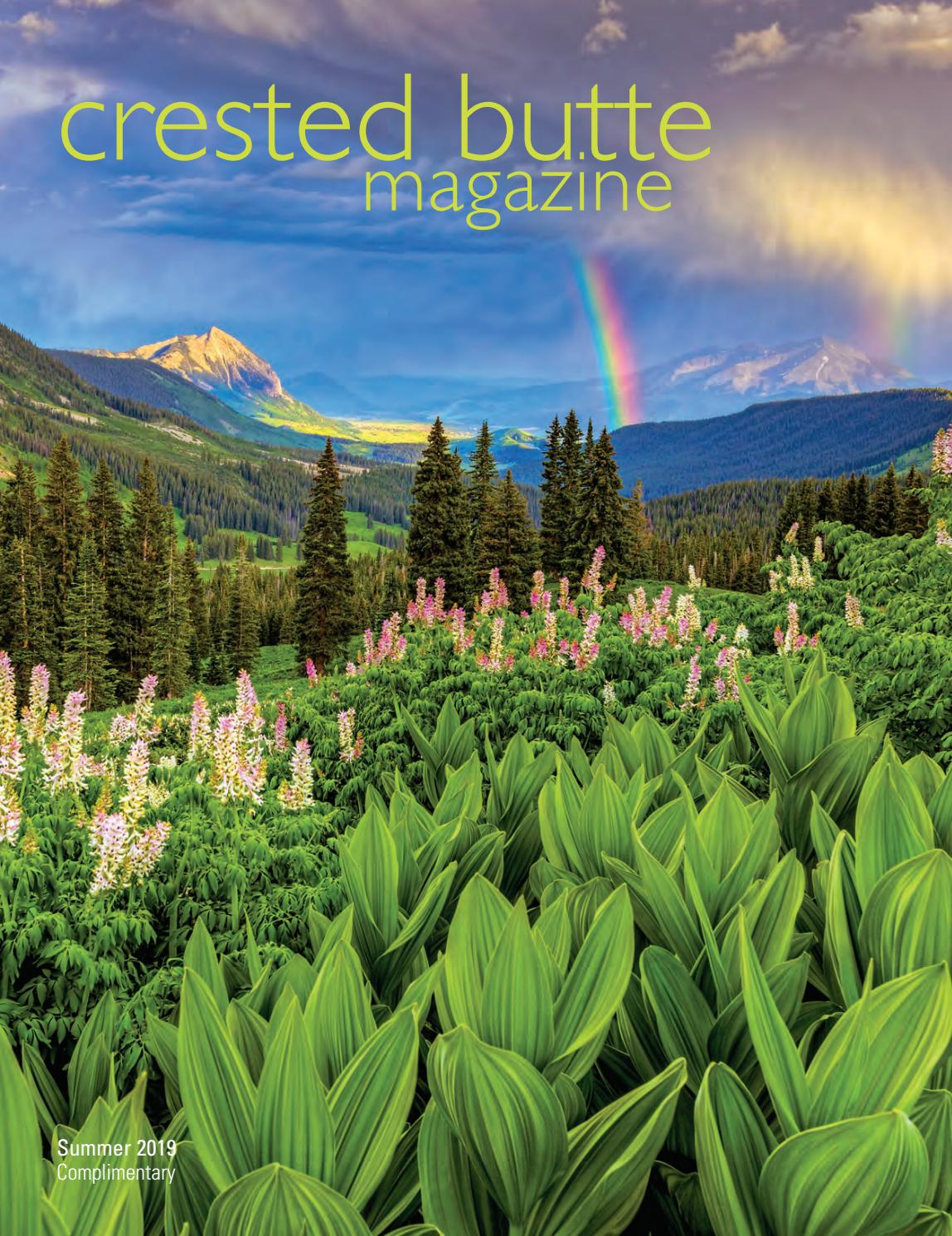 Crested Butte Magazine Spring Summer 2019 By Crestedbuttemagazine Issuu Both the amount crafted per day and the amount payed in costs is doubled at levels 5, 9, 13 and 17. crested butte magazine spring summer