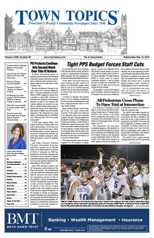 d9daca3097495 Town Topics Newspaper, May 15 by Witherspoon Media Group - issuu