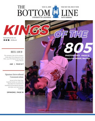 Spring 2019, Issue 6 by The Bottom Line (UCSB) - issuu