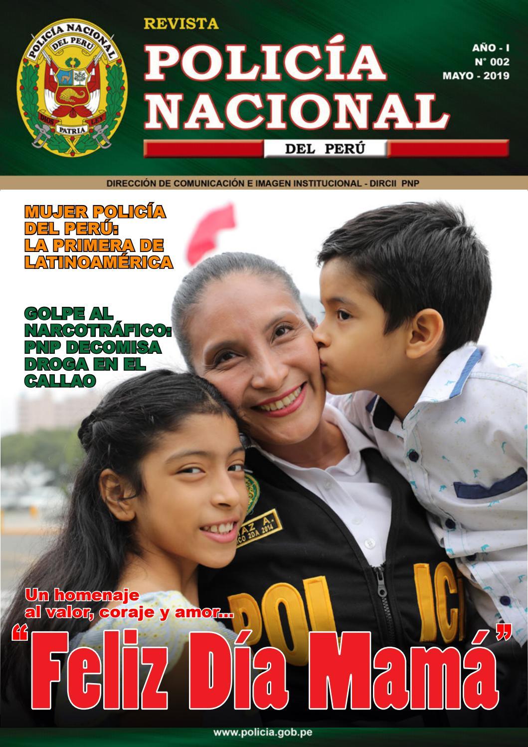 Revista Pnp Edicionº 2 By Policia Nacional Del Peru Issuu — policía peruana (@policiaperu) 2 de mayo de 2019. revista pnp edicionº 2 by policia