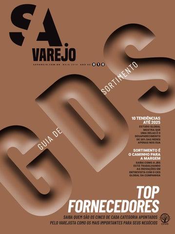 2debb3280c GDS - Top Fornecedores by SAVarejo - issuu