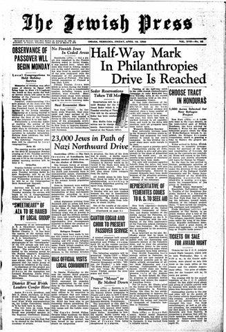 April 19, 1940 by Jewish Press - issuu