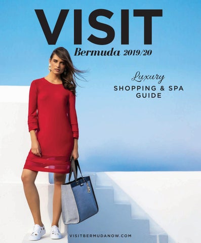 d29c15ce16 Visit Bermuda 2019/20 | Luxury Shopping & Spa Guide by North South ...